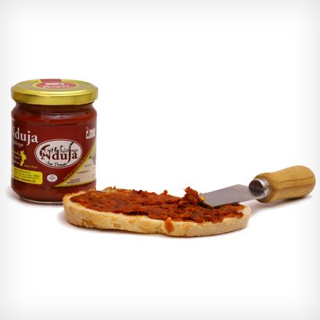 La 'Nduja in vasetto da 180gr
